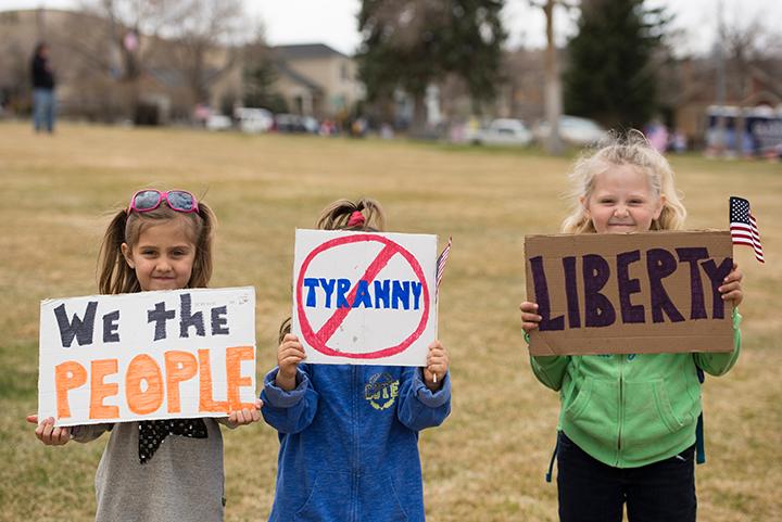 Tyranny Liberty Freedom